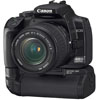 Canon EOS 400D plus grip
